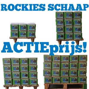 Rockies Schaap actieprijs