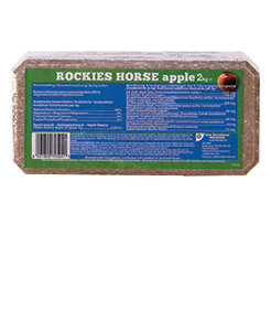 Rockies Horse apple
